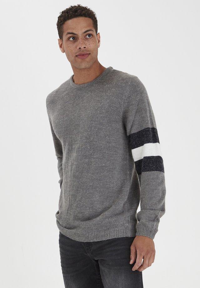 SDMATTI - Jersey de punto - grey melange
