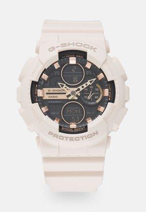 Digitální hodinky - pink