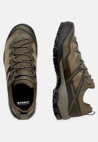 Mammut - DUCAN - Hiking shoes - olive-dark - 1