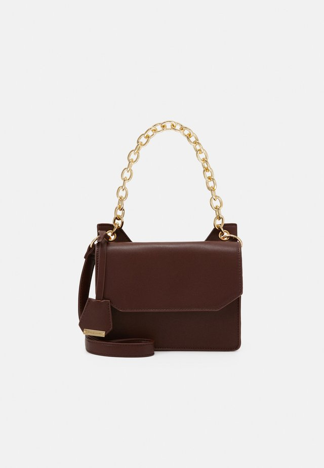 Handbag - chocolate