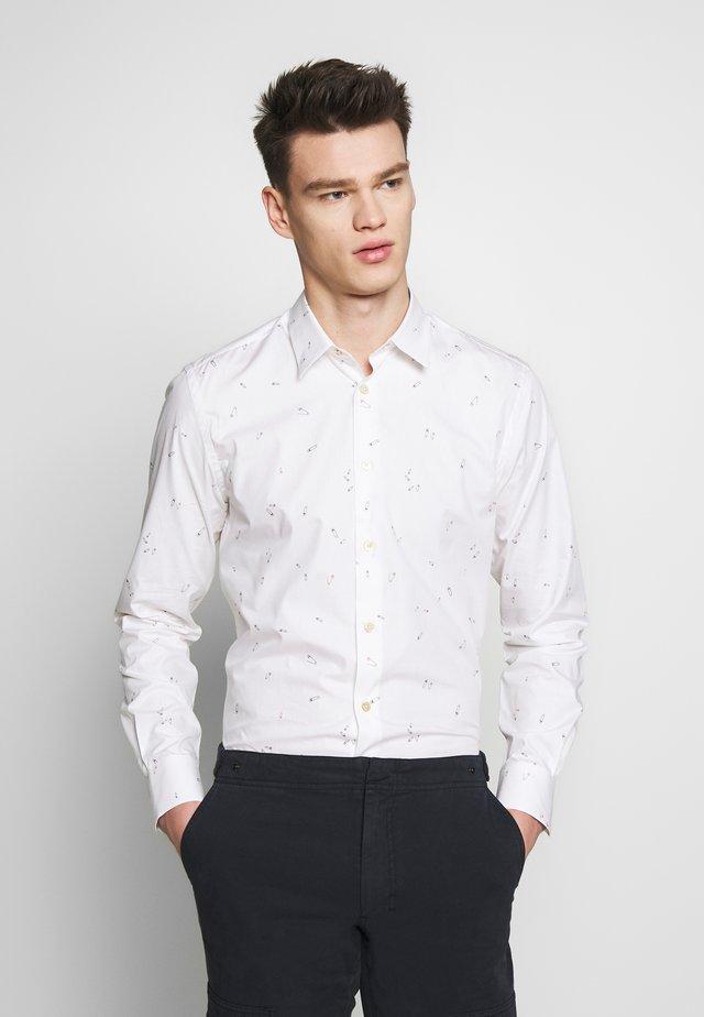 GENTS - Skjorta - white