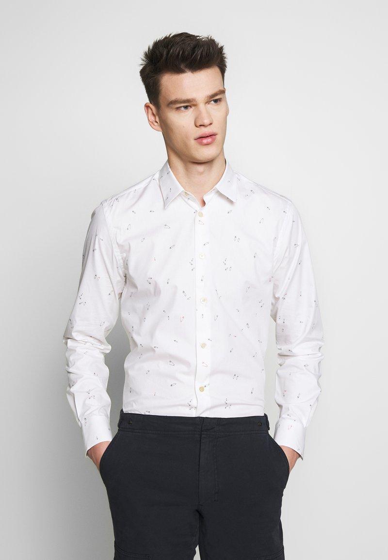 Paul Smith - GENTS - Košile - white