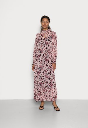 ONLSKYE ANKLE DRESS - Maxi dress - rose brown tonal