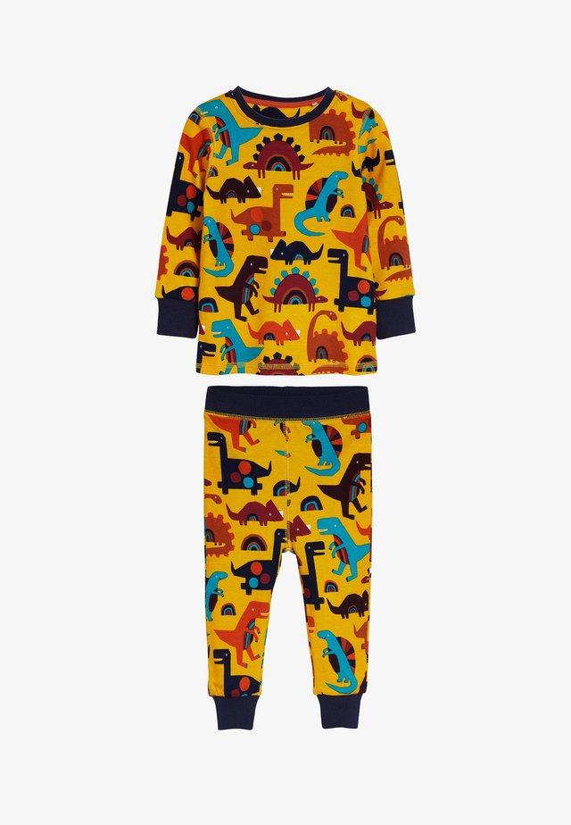 DINOSAUR SNUGGLE  - Pyjama set - yellow