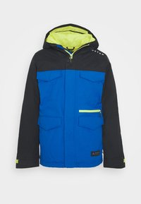 Burton - COVERT BARREN - Snowboard jacket - true black/lapisblue - 5