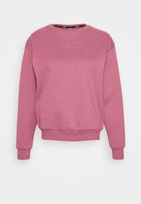 Puma - MODERN BASICS CREW - Sweatshirt - foxglove - 4