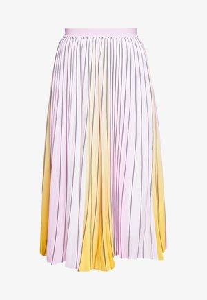 NOVIIA - A-line skirt - yellow