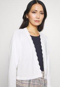 Esprit Collection - BOLERO W LACE - Gilet - off white - 4