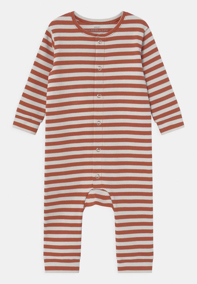 NIGHTWEAR ONEPIECE UNISEX - Pyjamas - red