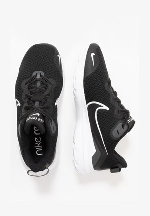 RENEW RIDE  - Chaussures de running neutres - black/dark smoke grey/white