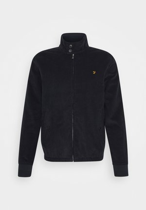 BOWIE HARRINGTON - Tunn jacka - true navy