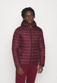 Ellesse - LOMBARDY - Light jacket - burgundy - 0