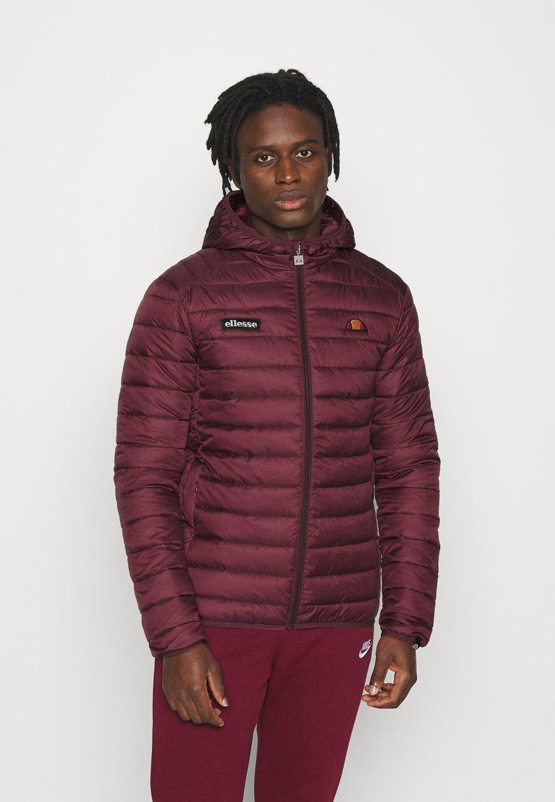 Ellesse - LOMBARDY - Light jacket - burgundy