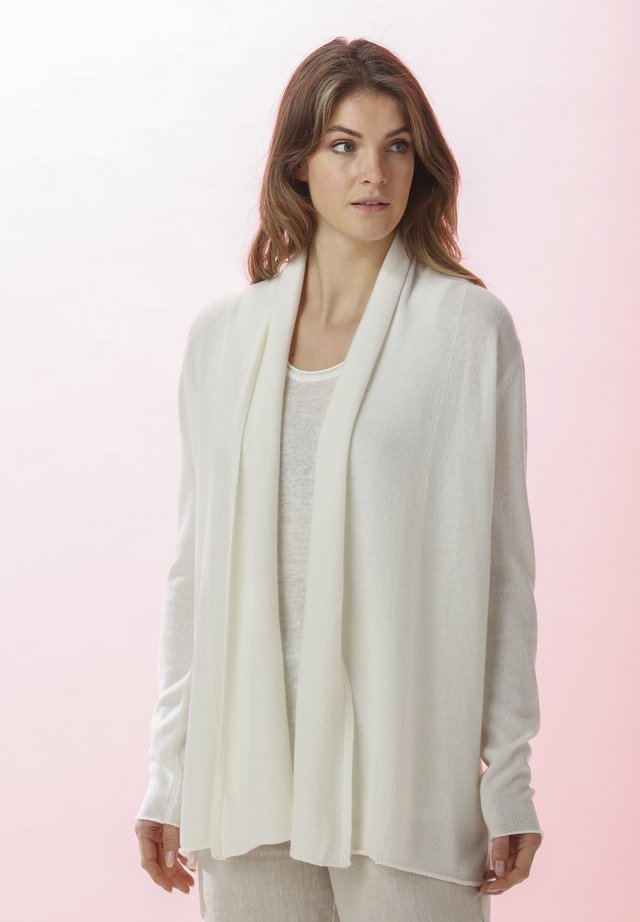 LULU - Cardigan - star white