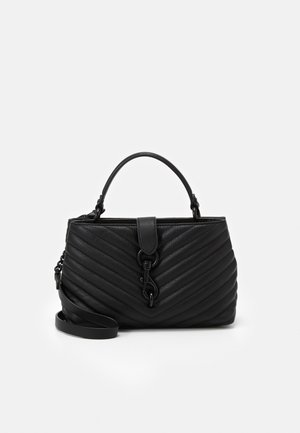 EDIE TOP HANDLE SATCHEL - Sac bandoulière - black