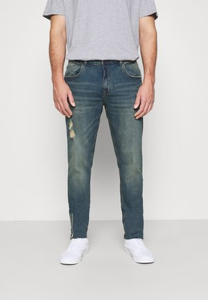 DESTROY - Slim fit jeans - egyptian blue