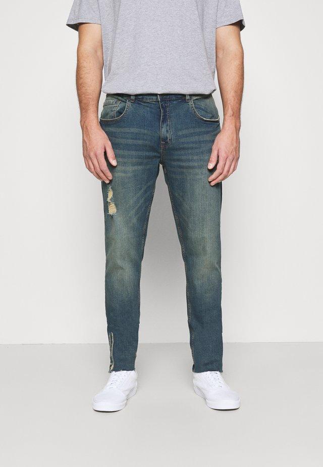 DESTROY - Jeans slim fit - egyptian blue