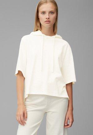 SHORT SLEEVE - Print T-shirt - scandinavian white