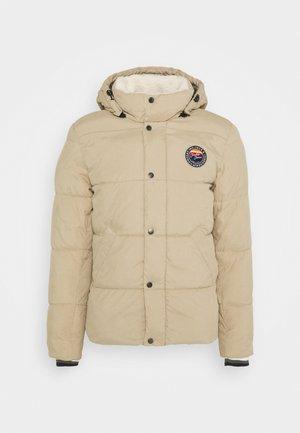 JJSURE PUFFER JACKET - Winter jacket - crockery