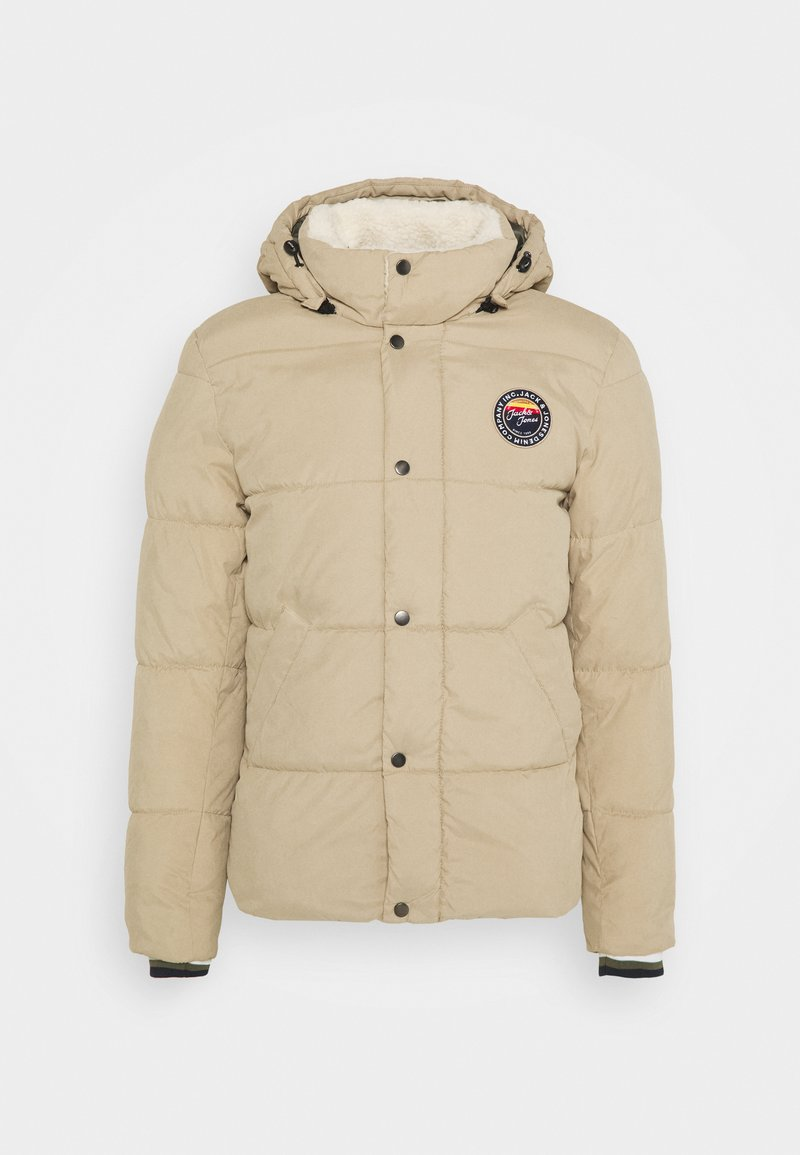 Jack & Jones - JJSURE PUFFER JACKET - Winterjas - crockery