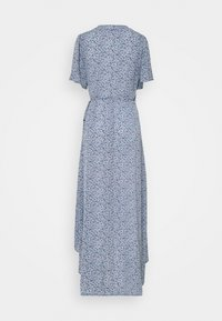 Missguided Tall - HIGH LOW DRESS FLORAL - Maxi dress - blue - 1