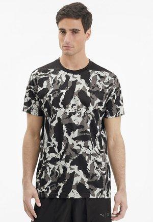 FIRST MILE CAMO TEE - T-shirts print - castlerock-camo print