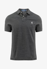 Polo Ralph Lauren - CUSTOM SLIM FIT - Polo shirt - black - 0
