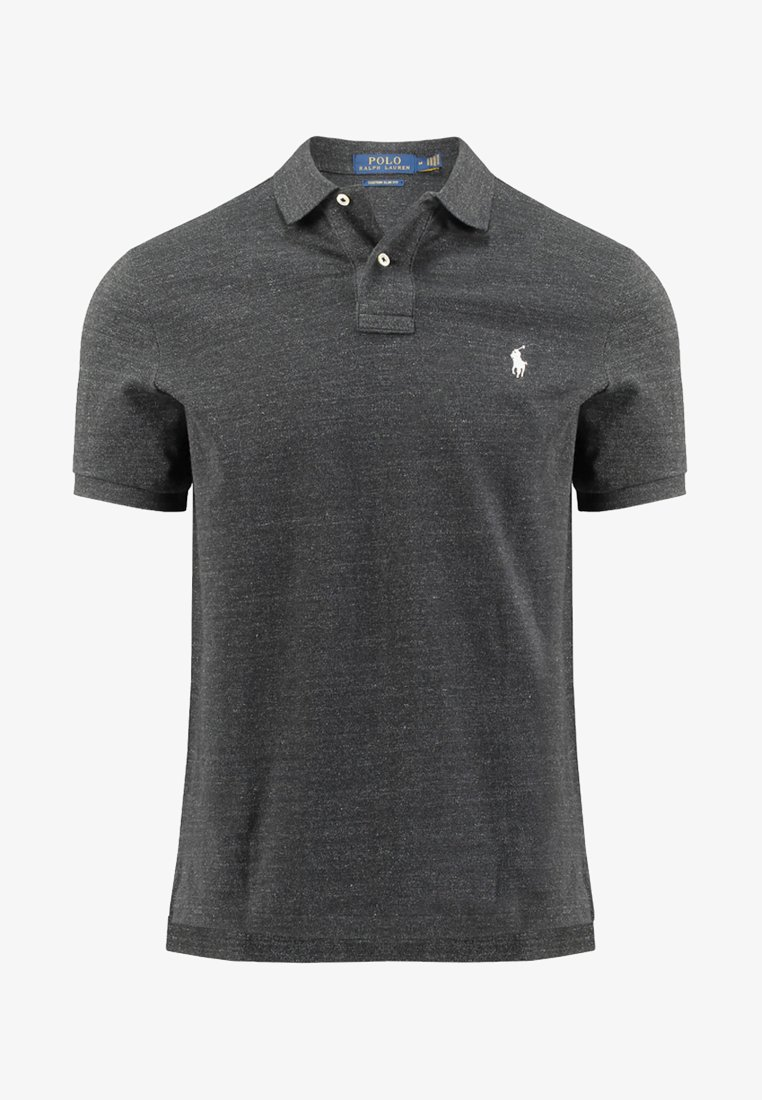 Polo Ralph Lauren - CUSTOM SLIM FIT - Polo shirt - black