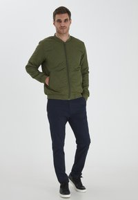 Solid - Giubbotto Bomber - ivy green - 1