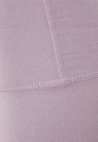 Nike Performance - THE YOGA 7/8  - Tights - purple smoke/heather/violet dust - 6