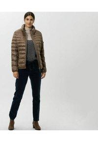 BRAX - BERN - Winter jacket - caramel - 1