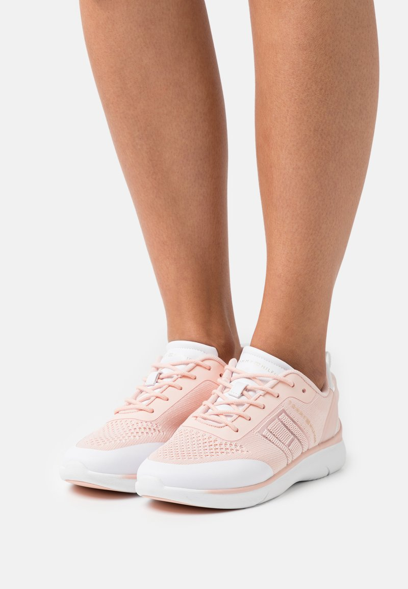 Tommy Hilfiger - LIGHT  - Trainers - dusty rose