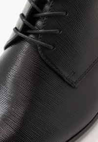 ALDO - TILAWET - Stringate eleganti - black - 5