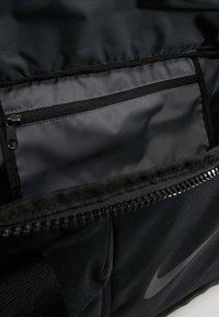 Nike Performance - POWER DUFF - Sports bag - black/black/black - 4