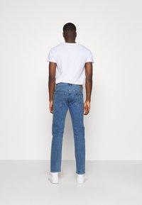 Lee - DAREN ZIP FLY - Jeans straight leg - light stone - 2