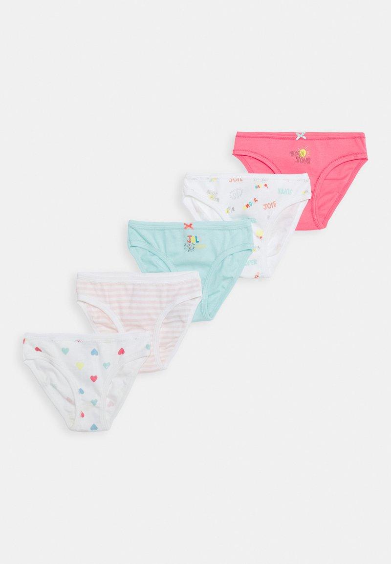 Petit Bateau - CULOTTES 5 PACK - Pants - multicoloured