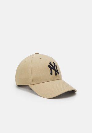 NEW YORK YANKEES UNISEX - Czapka z daszkiem - beige