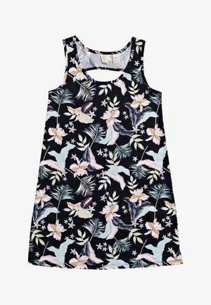 Jersey dress - anthracite rg praslin s