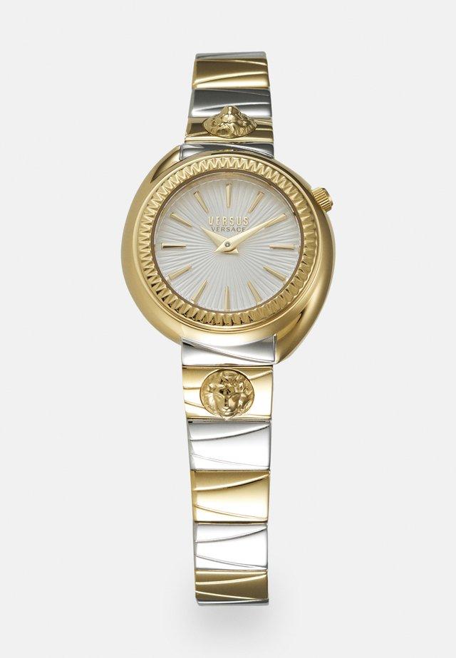 TORTONA - Watch - gold-coloured/silver-coloured