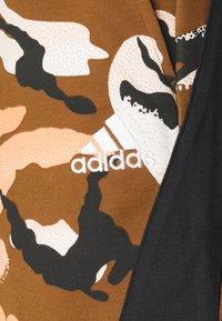 adidas Performance - STREET - Pantalón corto de deporte - multicolor/wild brown - 2