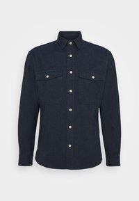 SLHLOOSETROY - Shirt - navy
