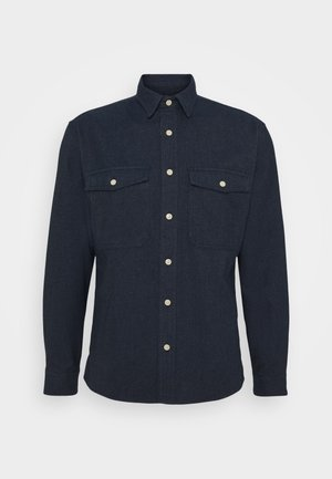 SLHLOOSETROY - Camisa - navy