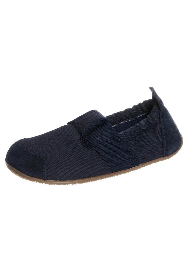 Pantoffels - marine