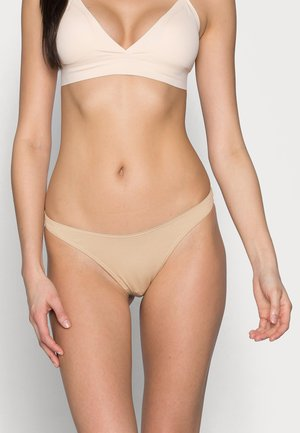 HANNA THONG 2 PACK - String - nude