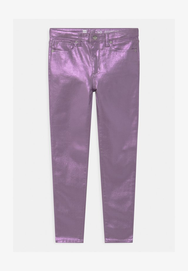 GIRL FOIL - Jeans Skinny Fit - lavender hill