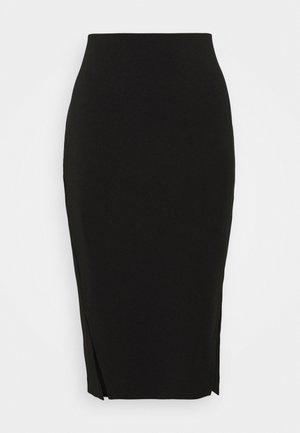 SLFTENNY - Jupe crayon - black