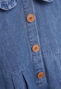 Next - Jumpsuit - blue denim - 2