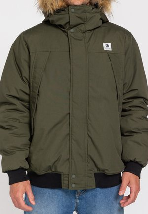EXPLORER - Winter jacket - green