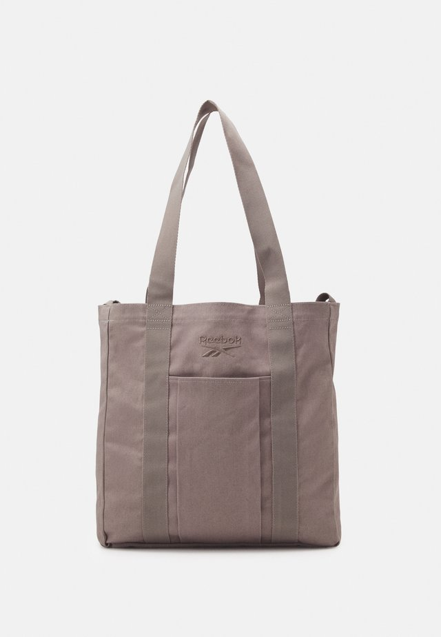 TOTE UNISEX - Shopping bag - boulder grey