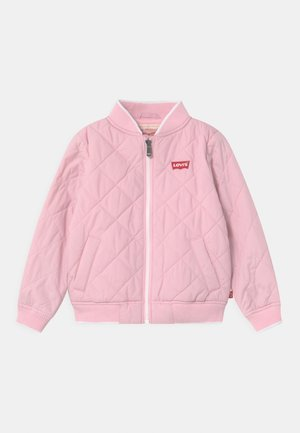 QUILTED - Bomber Jacket - fairy tale